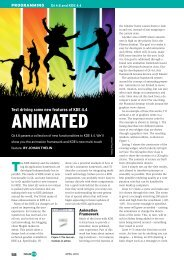 ANIMATED - Linux Magazine