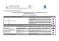 draft programme StrasbourgVF 18 MAI - 6th World Water Forum