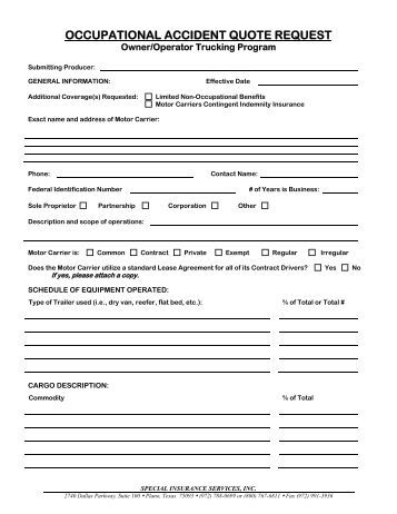 Rally Insurance Quote Form  Admiral Yacht Insurance