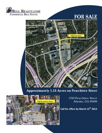 FOR SALE - Bull Realty