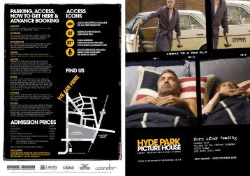 WE ARE HERE - Hyde Park Picture House