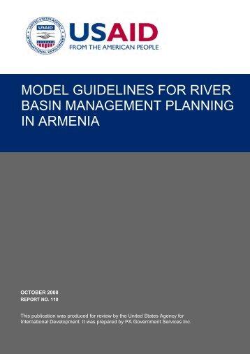 model guidelines for river basin management planning in ... - INBO