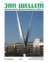 Feb.-März-April 2009 - Alde Düsseldorfer Bürgergesellschaft von ...