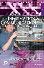 Jobs in Information & Communications Technology - Education ...