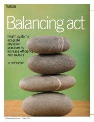 Balancing Act – by Andy Bartling - Hida