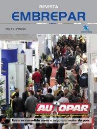 Revista nº 16 - Feira reúne 500 expositores e mais de 42 ... - embrepar