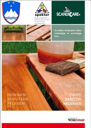 katalog ScandicCare - Spekter, doo