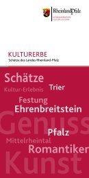dAs wein - Generaldirektion Kulturelles Erbe Rheinland-Pfalz
