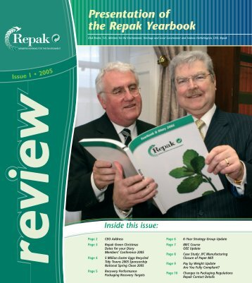 Issue 1, 2005 - Repak