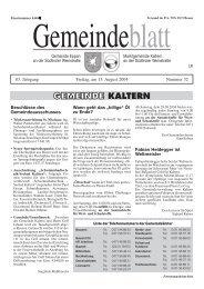 Gemeindeblatt Nr. 32 (1,41MB) (0 bytes)