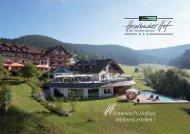 Beauty Prospekt (PDF) - Heselbacher Hof