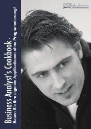 Business Analyst's Cookbook