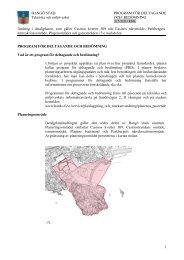 Program för deltagande och bedömning (pdf) - Hanko