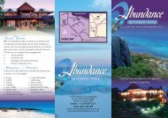 Special Touches Attractions / Activities