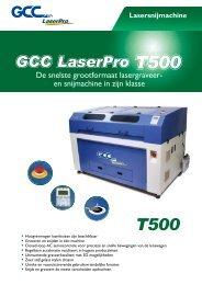 GCC T500