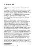 Jaarrapportage 2009 voortgang Kompas voor het Noorden - SNN - Page 6
