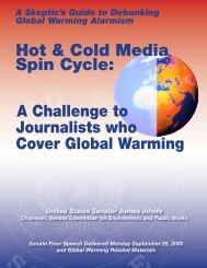 A Skeptic's Guide to Debunking Global Warming Alarmism