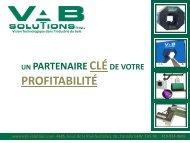 profitabilité - VAB Solutions
