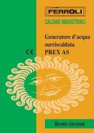 PREX AS - Ferroli