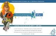 Jueves 12 de mayo de 2011 – 20 hrs. - Coparmex