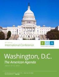 Washington, D.C. - Financial Women's Association