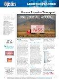 PLANNER - Inbound Logistics - Seite 5