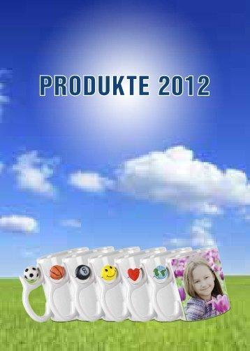 PRODUKTE 2012
