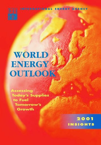 World Energy Outlook 2001