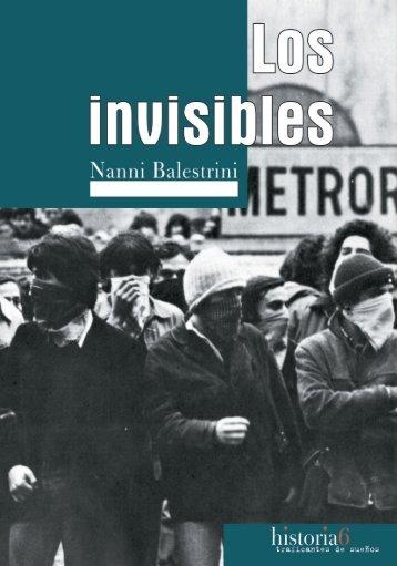 Los invisibles-Traficantes de Sueños