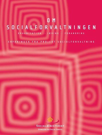 O M SOCIALFORVALTNINGEN - Socialstyrelsen