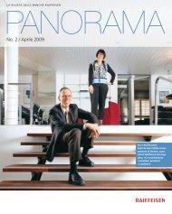 Panorama Nr. 2 / Aprile 2009 - Raiffeisen