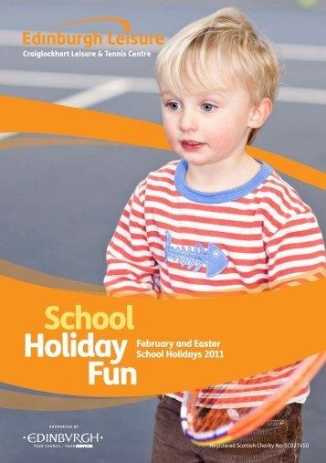 School Holiday Fun - Ch-change.com