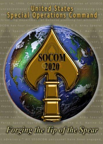 US SOCOM 2020 Strategy - Defense Innovation Marketplace
