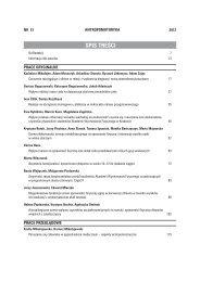 Antropomotoryka 57-2012 - Akademia Wychowania Fizycznego w ...