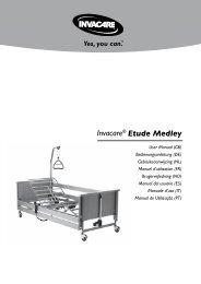 Etude Medley Invacare®