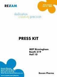 MDT 2006 press kit