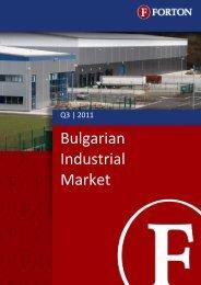 Bulgarian Industrial Market – Q3, 2011.pdf - Forton