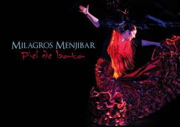 'Piel de Bata' con Milagros Menjíbar y Luisa Palacio Martín