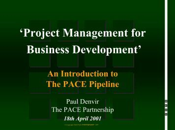 introduction to development management An introduction to management development techniques management development techniques are several and diverse depending on the context and purpose.