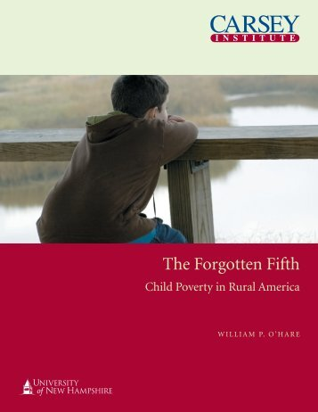 The Forgotten Fifth - The Carsey Institute - University of New ...