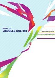 Visuelle Kultur : Informalität - Institute TU Wien
