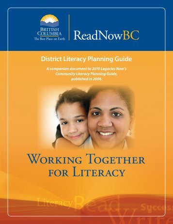 District Literacy Planning Guide - Decoda Literacy Solutions