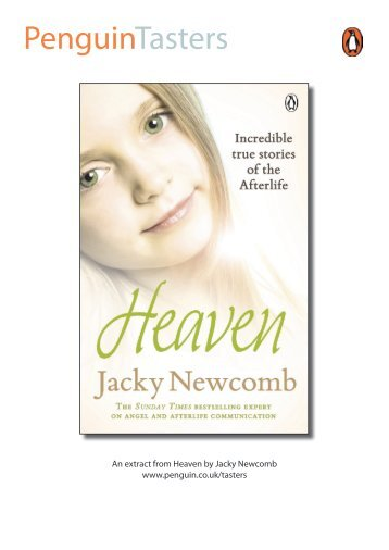 Read the opening pages of Heaven by downloading - Penguin Books