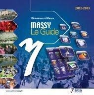 Guide pratique de la Ville - Massy