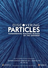 2011 version - Elementary Particle Physics Group - University of ...