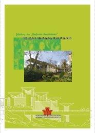 50 Jahre Herforder Kunstverein