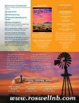 Relocation Guide - Roswell, New Mexico, Chamber of Commerce - Page 5