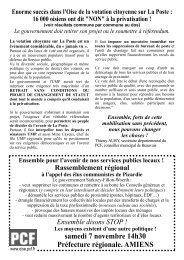 Tract PCF (PDF - 354 ko) - Fédération de l'Oise du PCF