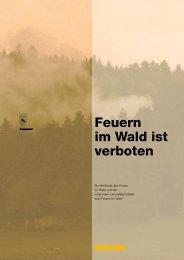 Feuern im Wald ist verboten (Datei herunterladen)