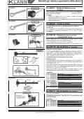 Capitolo 02: Utensili per sterzo e geometria dello sterzo - Sicutool - Page 5